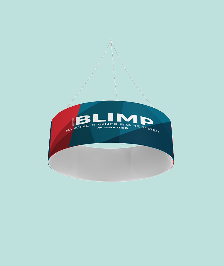 Blimp™ Hanging Signs
